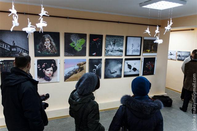 У Вінниці демонструються роботи кращих фотолюбителів країни