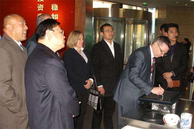 Вінницький національний технічний університет уклав угоду про співробітництво з Цзинанським університетом