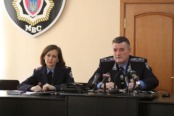 Результати роботи вінницької міліції за 2013 рік