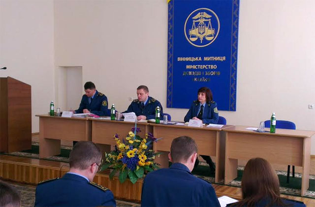 Конструктивний діалог з митними брокерами та представниками суб'єктів ЗЕД продовжує Вінницька митниця Міндоходів