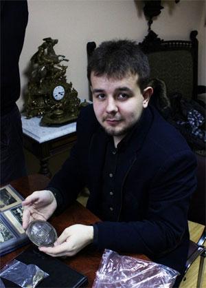 Історик Олександр Федоришен