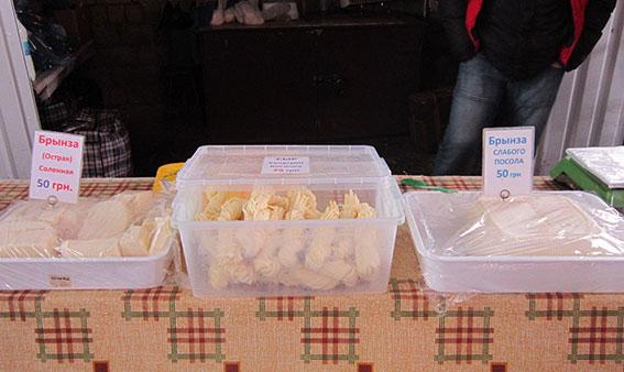 У Луці Мелешківській виявили підпільний цех з незаконної переробки молочної сировини