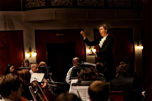 Хор «Чернівці» та його чарівна диригентка відвідають Вінницю