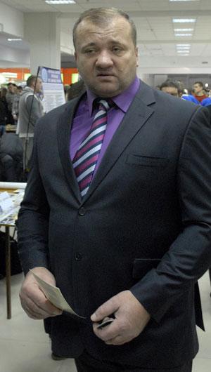 Рекордсмен світу з пауерліфтингу вінничанин Сергій Дідик