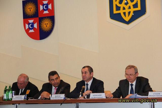 Звіт про підсумки річної діяльності керівника Козятинської райдержадміністрації та міського голови Козятина