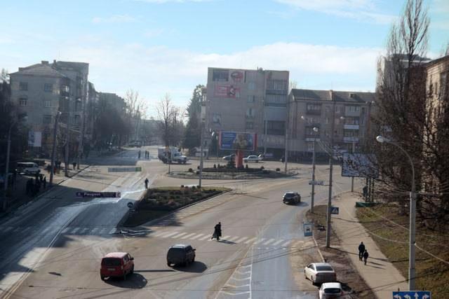 У Вінниці з'явилася площа Героїв Майдану
