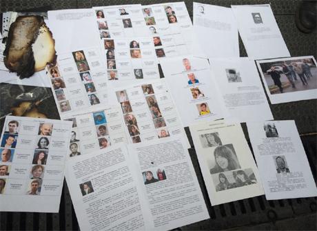 У Межигір'ї знайшли документи, які підтвердили мільйонні розтрати та хабарі, а також арсенал зброї