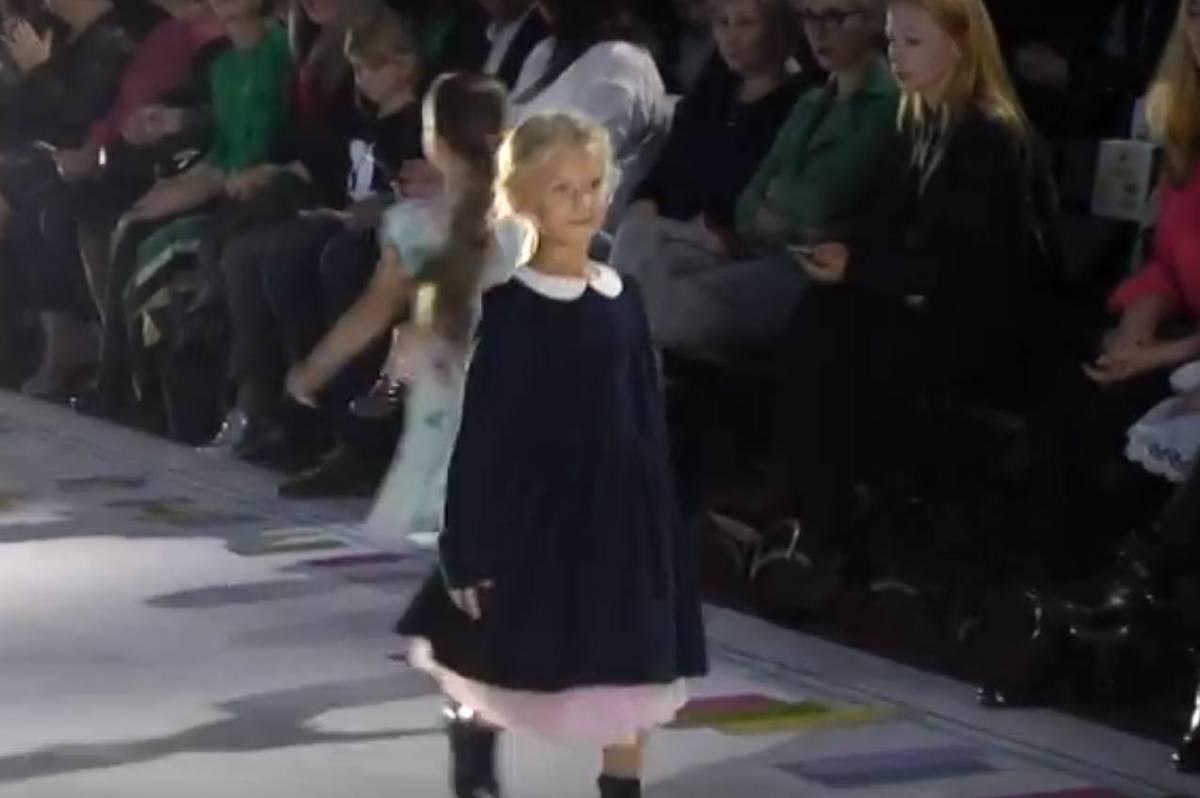 У Вінниці відбувся показ колекцій дитячого одягу від українських дизайнерів  та брендів 320d0f4aa80e2