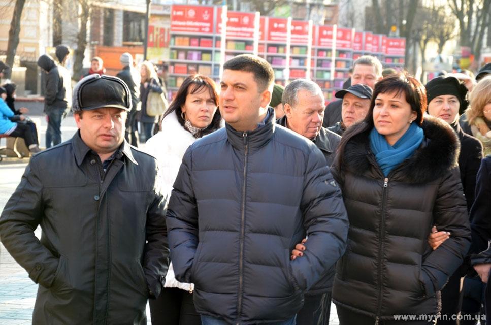 Євромайдан у Вінниці