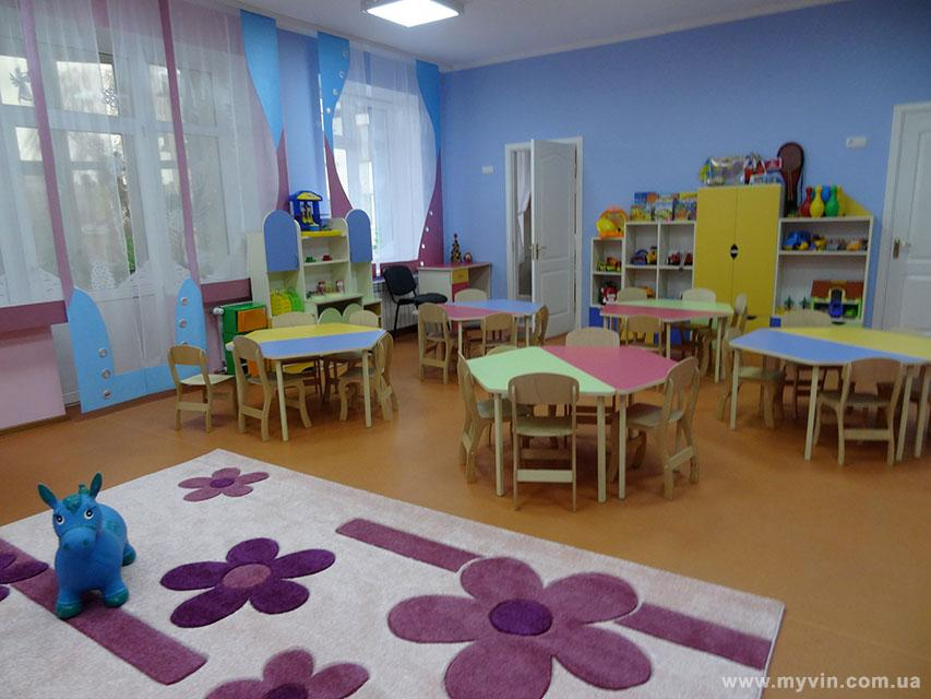 дитячий садочок №19 у Вінниці