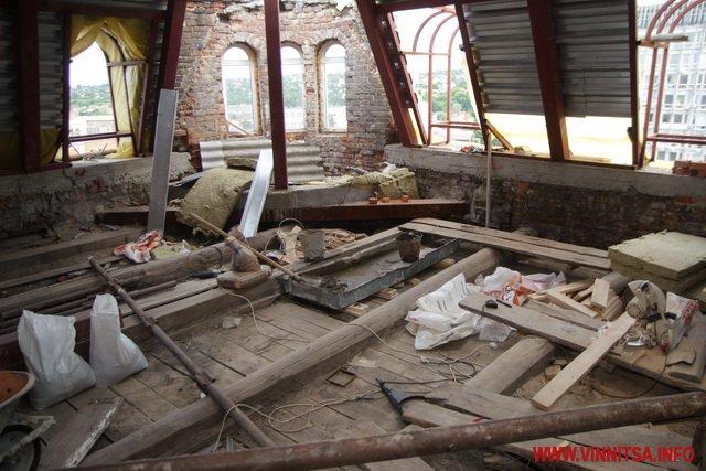 «Я – не я, і хата не моя»? У Вінницькому апеляційному адмінсуді відповіли про руйнування «Савою»