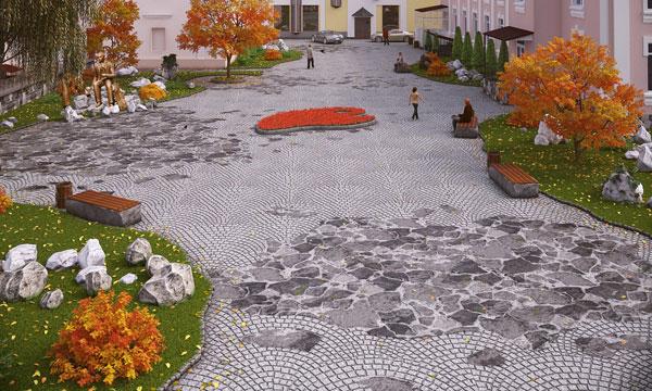 площа Тараса Шевченка у Вінниці