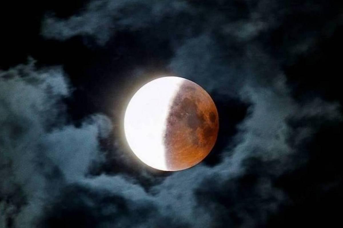 5 червня вінничани зможуть спостерігати незвичайне місячне затемнення