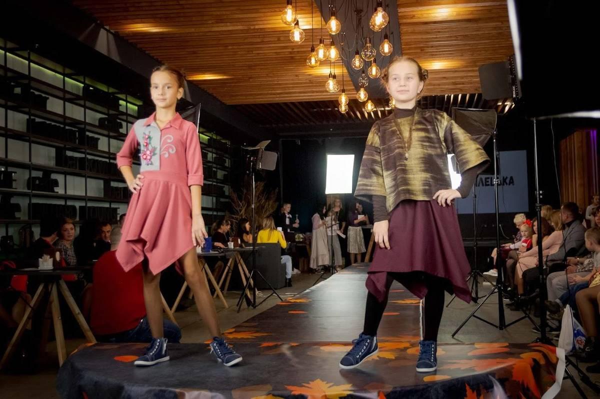 7334b7ea365d48 День дитячої моди: принци і принцеси на подіумі у першому фестивалі  Vinnitsa Fashion Week Kids