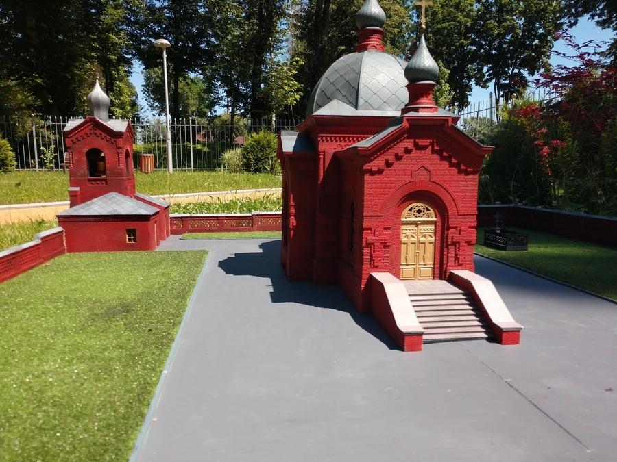 На екскурсійному майданчику «Вінниця в мініатюрі» з'явились нові будівлі
