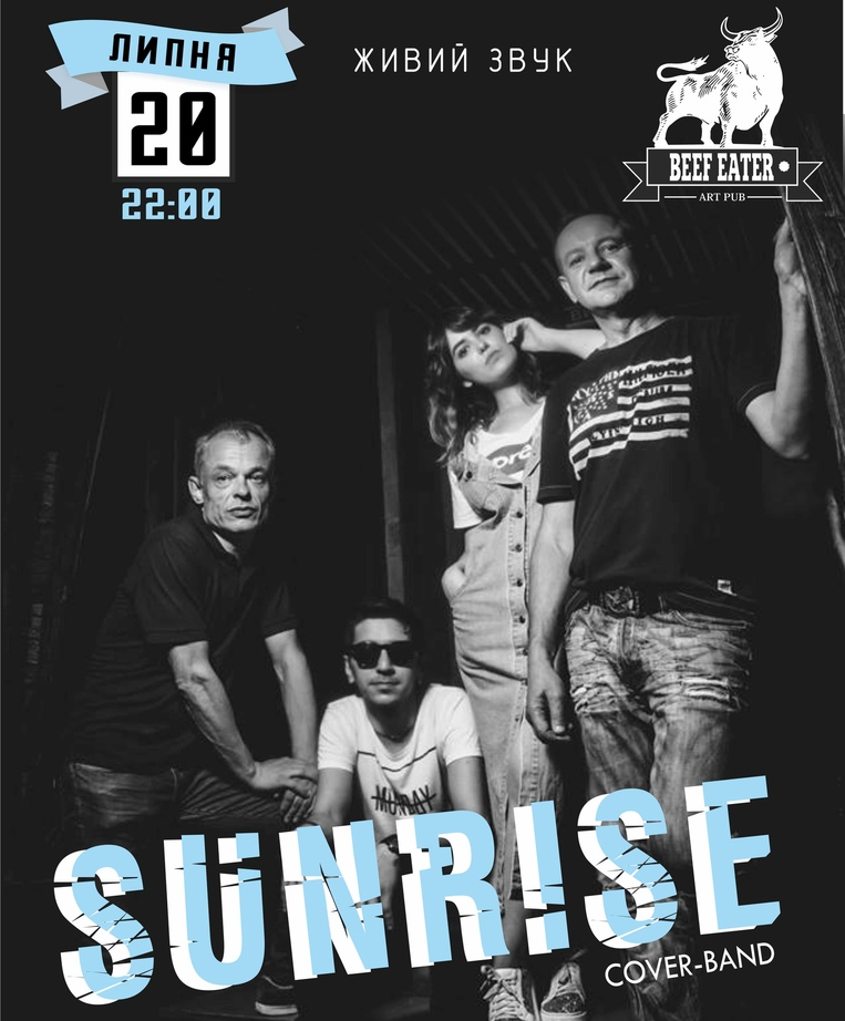 Cover-band SUNRISE