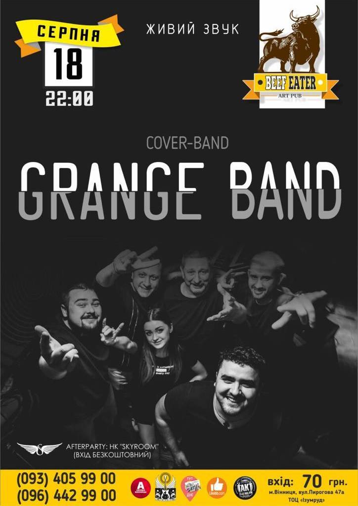 COVER-BAND LAGRANGE
