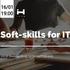Soft-skills for IT